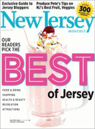 New Jersey Monthly 1/2014