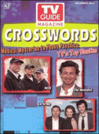TV Guide Magazine Crosswords Subscription 1/2014