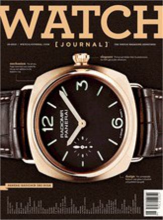 Watch Journal 1/2014