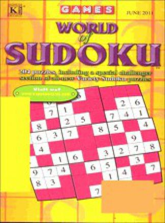 World of Sudoku 1/2014