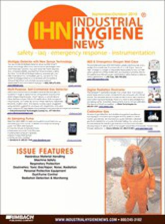 Industrial Hygiene News 1/2014
