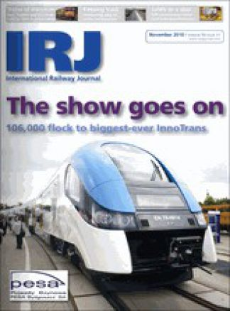 International Railway Journal 1/2014