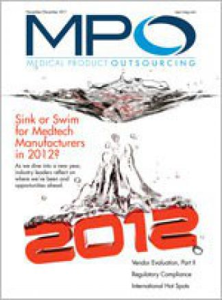 Medical Product Outsourcing 1/2014