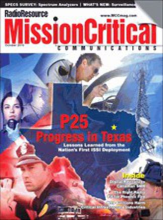 Mission Critical Communications 1/2014