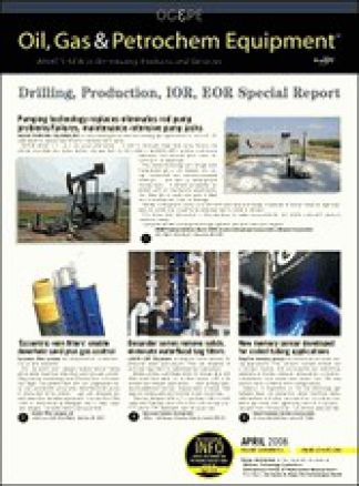 Oil, Gas & Petrochem Equipment 1/2014