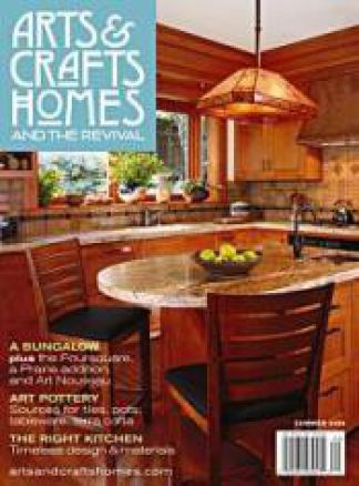 Arts & Crafts Homes and the Revival 1/2014