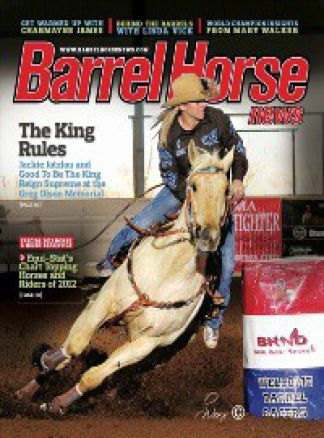 Barrel Horse News 1/2014