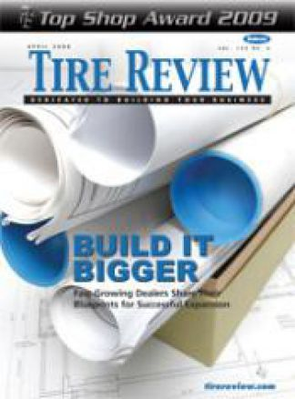 Tire Review 1/2014