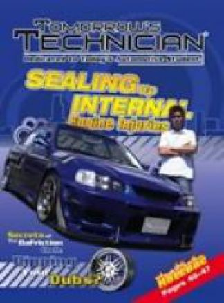 Tomorrow's Technician 1/2014