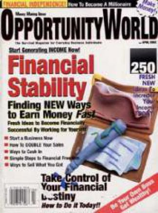 Opportunity World 1/2014