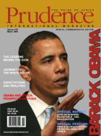 Prudence International Magazine 1/2014