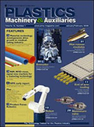 Plastics Machinery & Auxiliaries 1/2014