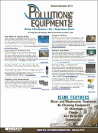 Pollution Equipment News 1/2014