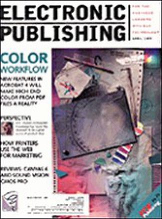 Electronic Publishing 1/2014