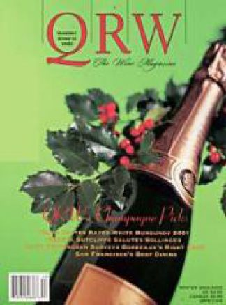 Quarterly Review Of Wines 1/2014