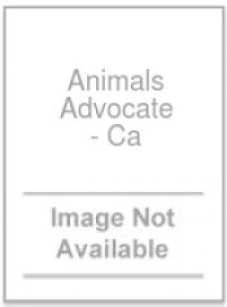 Animals Advocate - Ca 1/2014