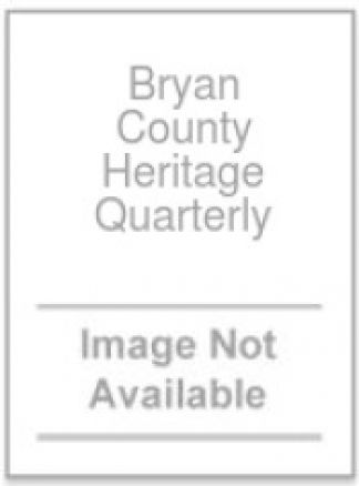 Bryan County Heritage Quarterly 1/2014