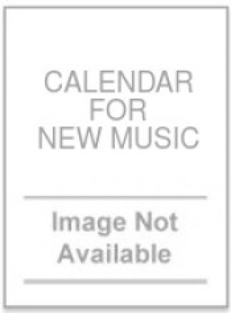 Calendar For New Music 1/2014