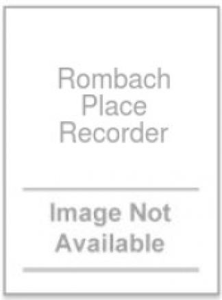 Rombach Place Recorder 1/2014