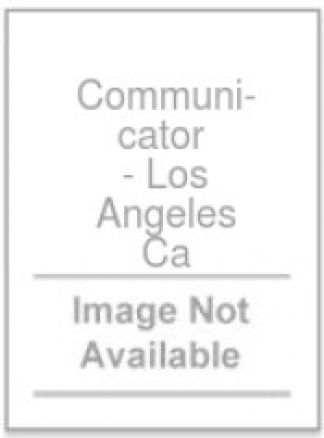 Communicator - Los Angeles Ca 1/2014