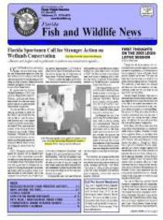 Florida Fish & Wildlife News 1/2014