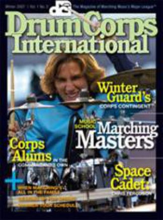 Drum Corps International Magazine 1/2014