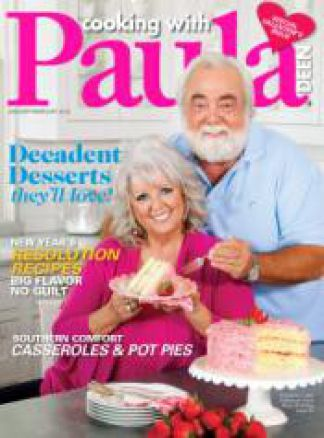 Cooking With Paula Deen 1/2014