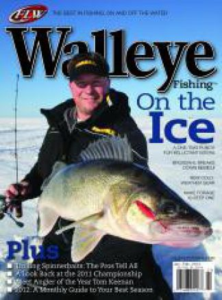 FLW Walleye Fishing 1/2014