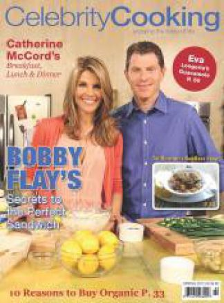 Celebrity Cooking 1/2014