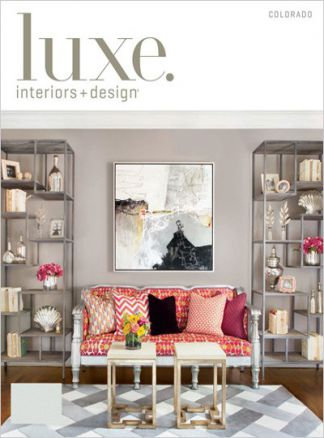 Luxe Interiors + Design 1/2014