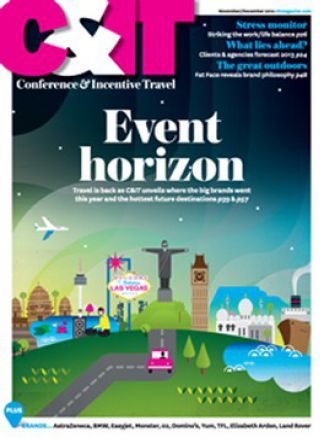 Conference & Incentive Travel 1/2014