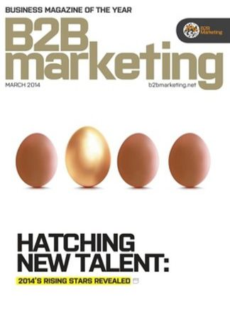B2B Marketing 1/2014