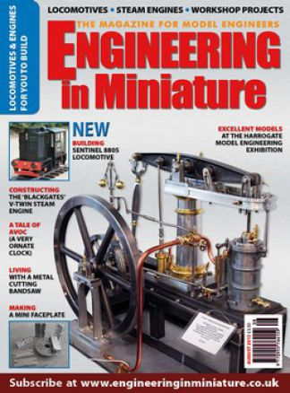 Engineering in Miniature 1/2014