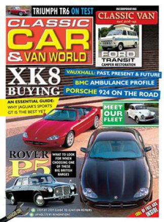 Classic Car World 1/2014