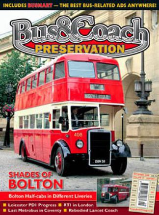 Bus and Coach Preservation 1/2014