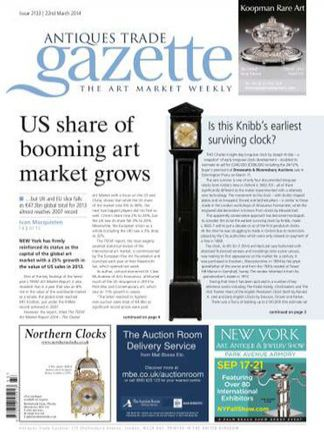 Antiques Trade Gazette 1/2014