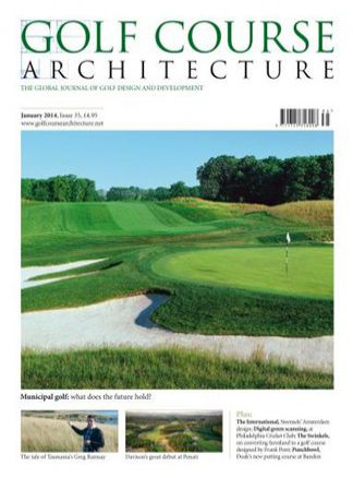 Golf Course Architecture 1/2014
