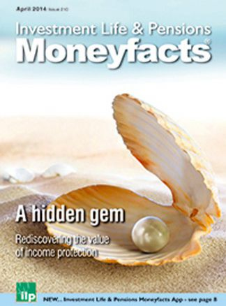 Investment, Life & Pensions Moneyfacts 1/2014