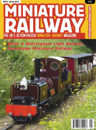 Miniature Railway Magazine 1/2014