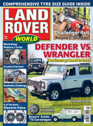 Land Rover World 1/2014