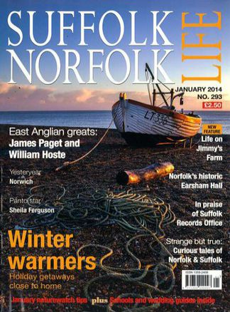 Suffolk Norfolk Life 1/2014