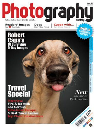 Photography Monthly 1/2014