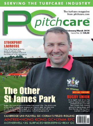Pitchcare 1/2014