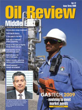 Oil Review Middle East 1/2014