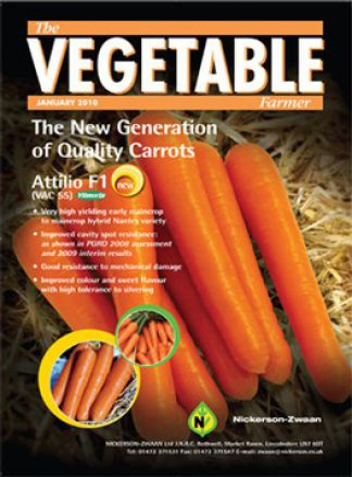 The Vegetable Farmer 1/2014
