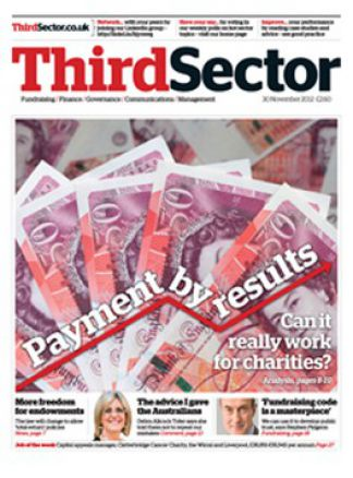 Third Sector 1/2014