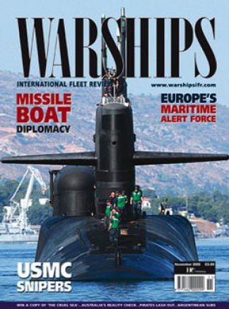 Warships International Fleet Review 1/2014