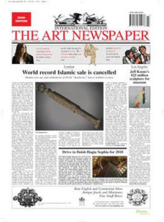 The Art Newspaper 1/2014