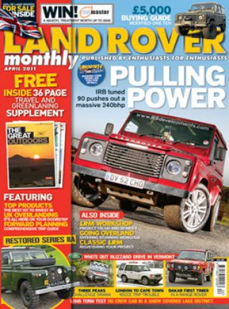 Land Rover Monthly 1/2014