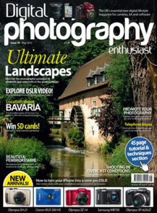 Digital Photography Enthusiast 1/2014